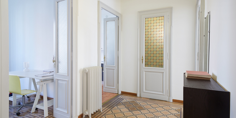 עיצוב דלתות פנים