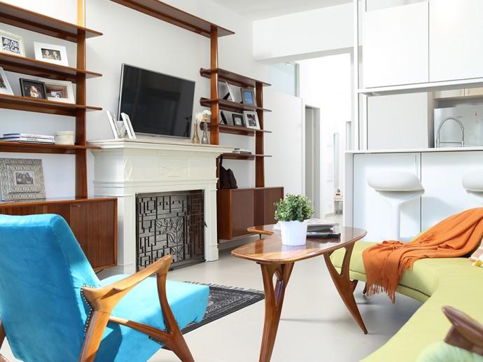 דירות תאומות לא זהות בתל אביב