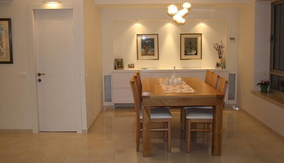 עיצוב דירה בירושלים