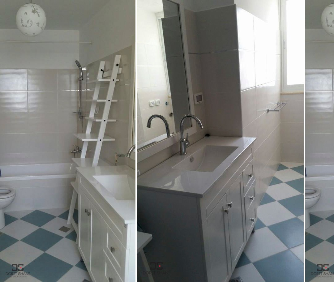 עיצוב חדרי אמבטיה