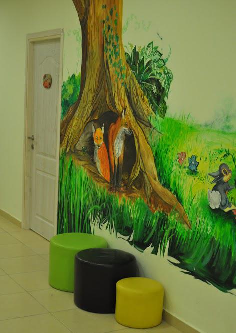 עיצוב מרכז להתפתחות הילד