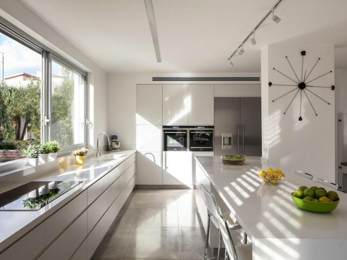 תכנון ועיצוב בית בגבעת זאב