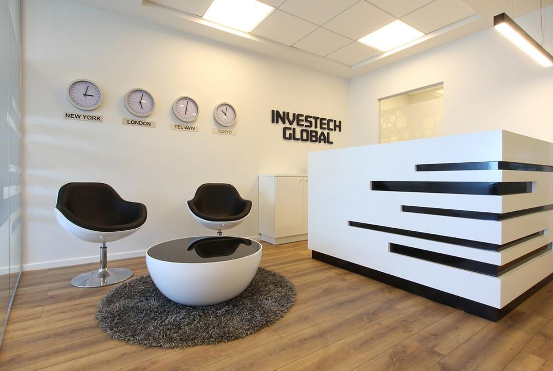 """משרדים – אינווסטק גלובל, עזריאלי ת""""א"""