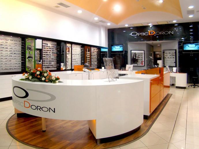 חנות אופטיק דורון, קניון רמת-אביב