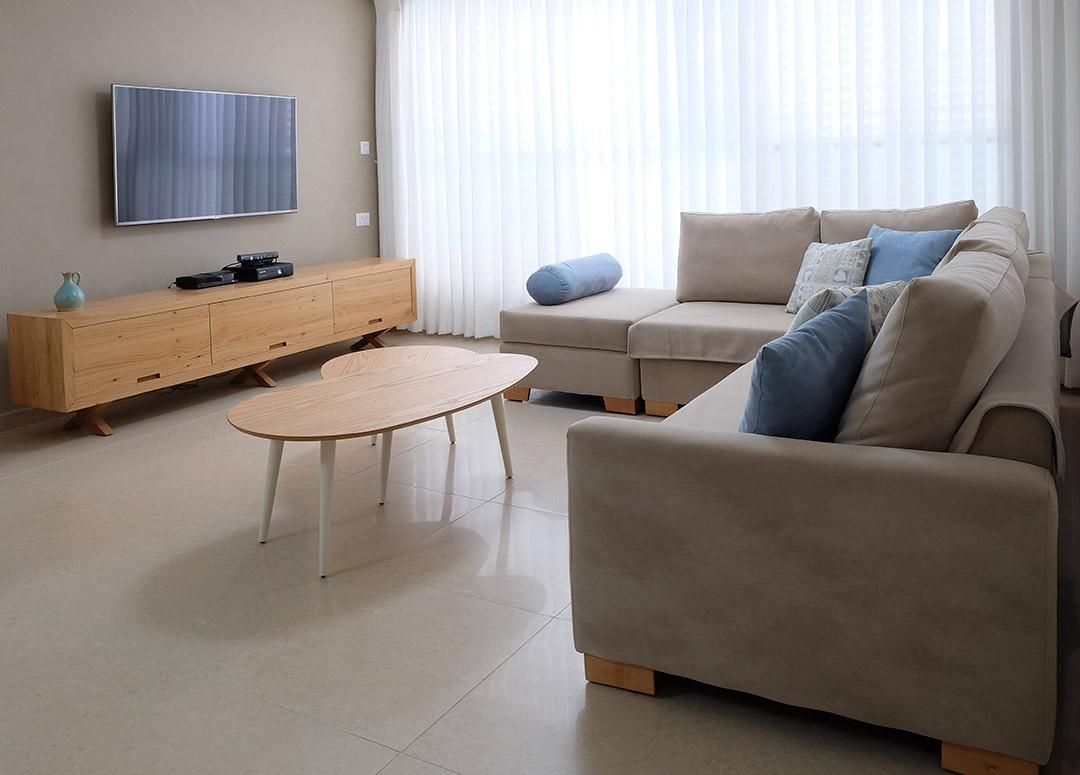 מהפך לדירה ישנה בפתח תקווה