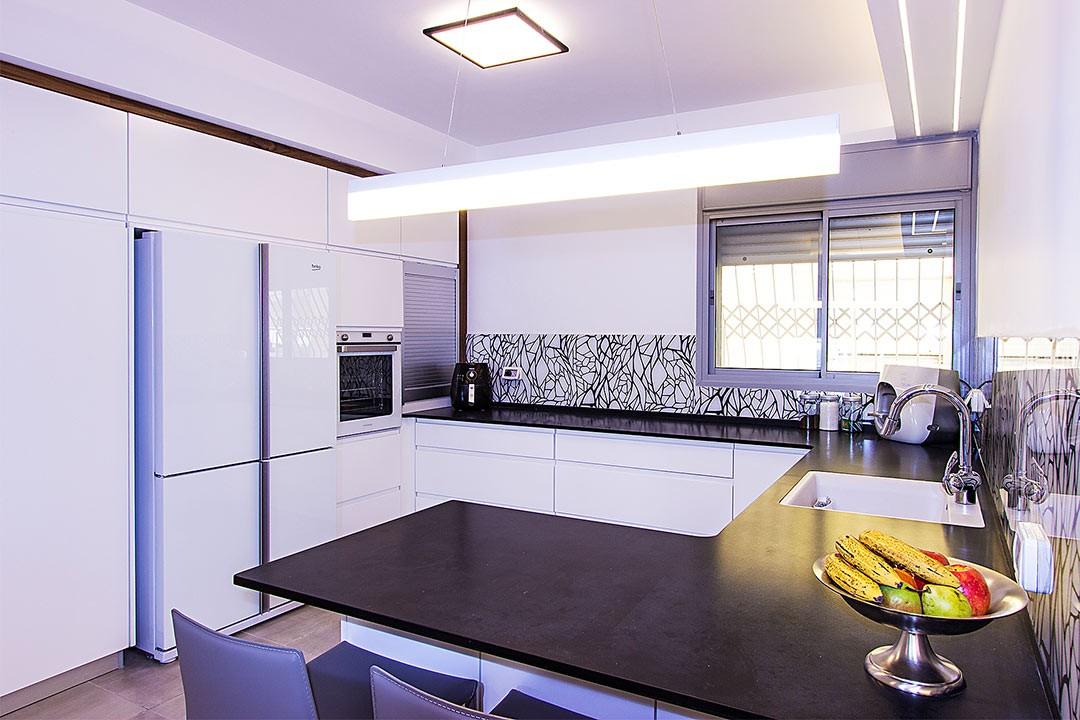 שינויי דיירים ועיצוב פנים לדירת קבלן