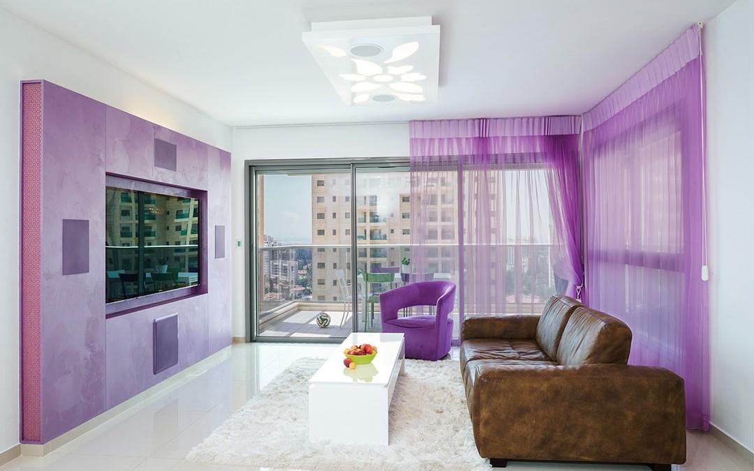 תכנון מחדש של דירה על הנייר – קרית אונו