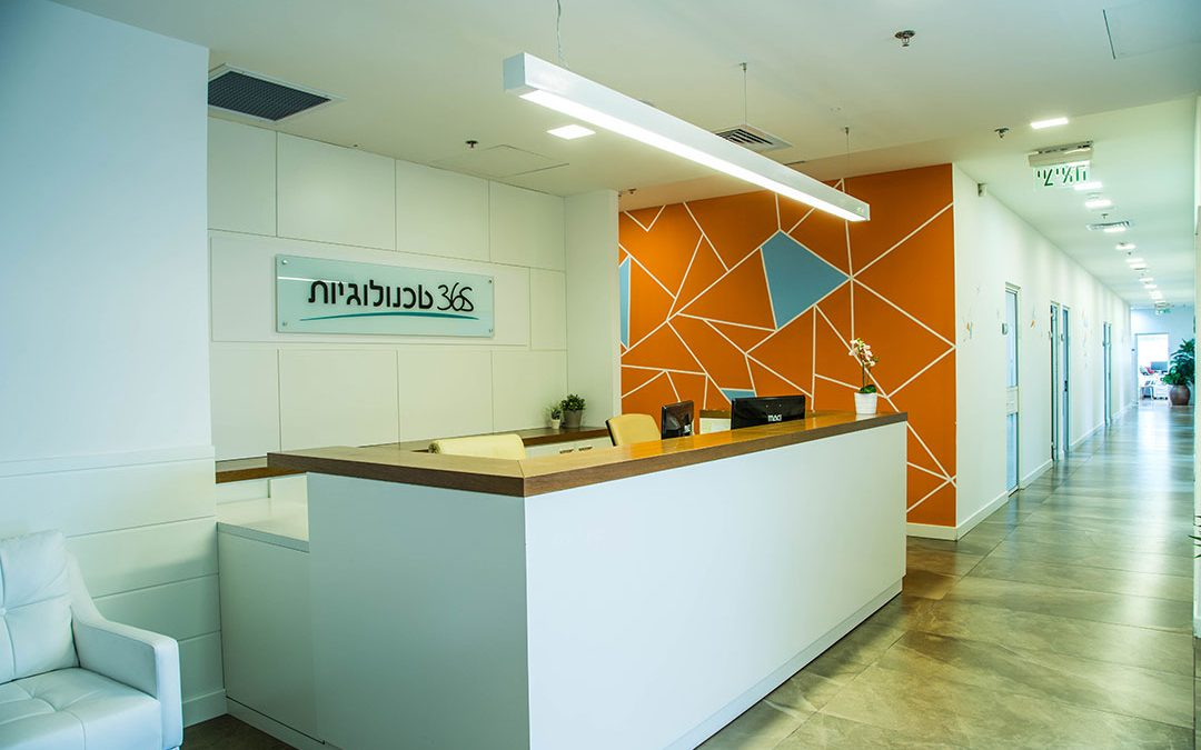 עיצוב משרד 365