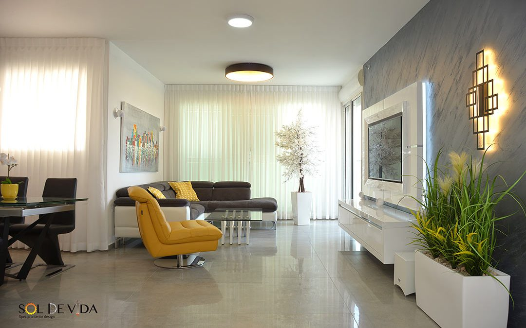 דירה ברמת גן – חלמון קשוח