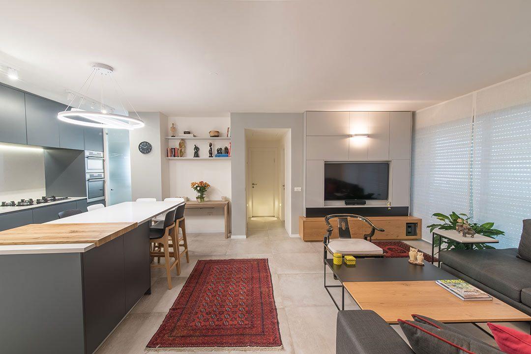 שיפוץ דירה בשכונת המשתלה