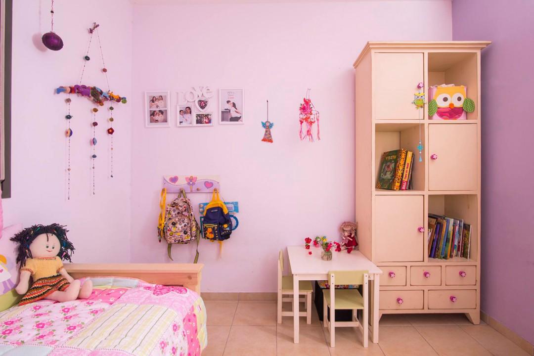 חדרי ילדים – בת ובן