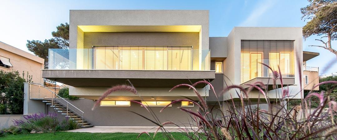 מול הנוף – בית פרטי חדש בשכונת דניה בחיפה