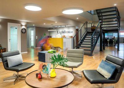 תכנון ועיצוב משרדי הייטק ברעננה